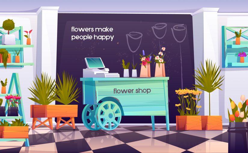 ร้านดอกไม้ที่ดี ร้านดอกไม้ที่ใช่ ควรมีสิ่งเหล่านี้