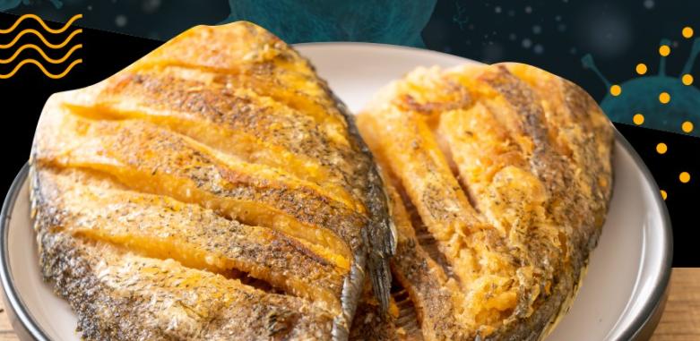 ปลาสลิดทอดกรอบ ไร้ก้าง ปลาสลิดที่อร่อยต้องปลาสลิดบางบ่อ